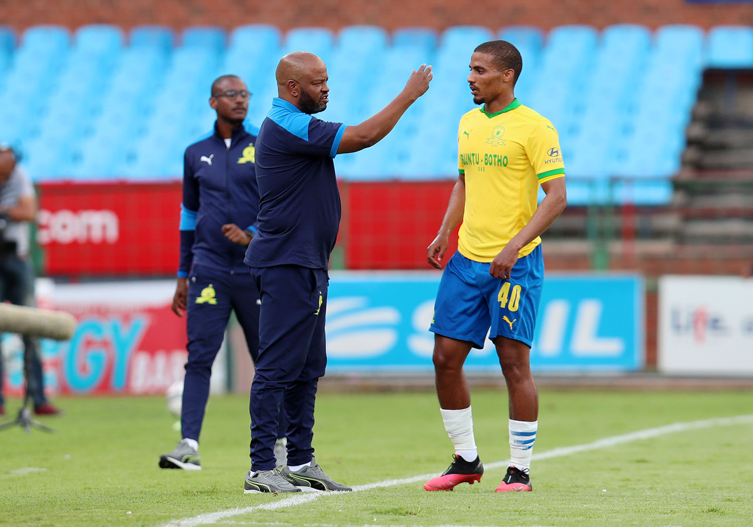 This is One of the Strongest Games We Have Played: Coach Manqoba