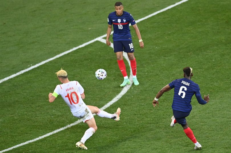 Paul Pogba leaves Man United fans stunned after incredible France goal at Euro 2020