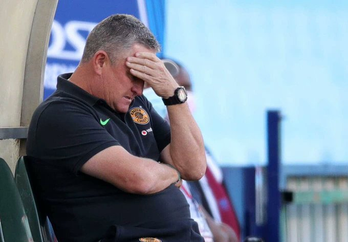 Gavin Hunt departs from Kaizer Chiefs 'with a cool R15 million'