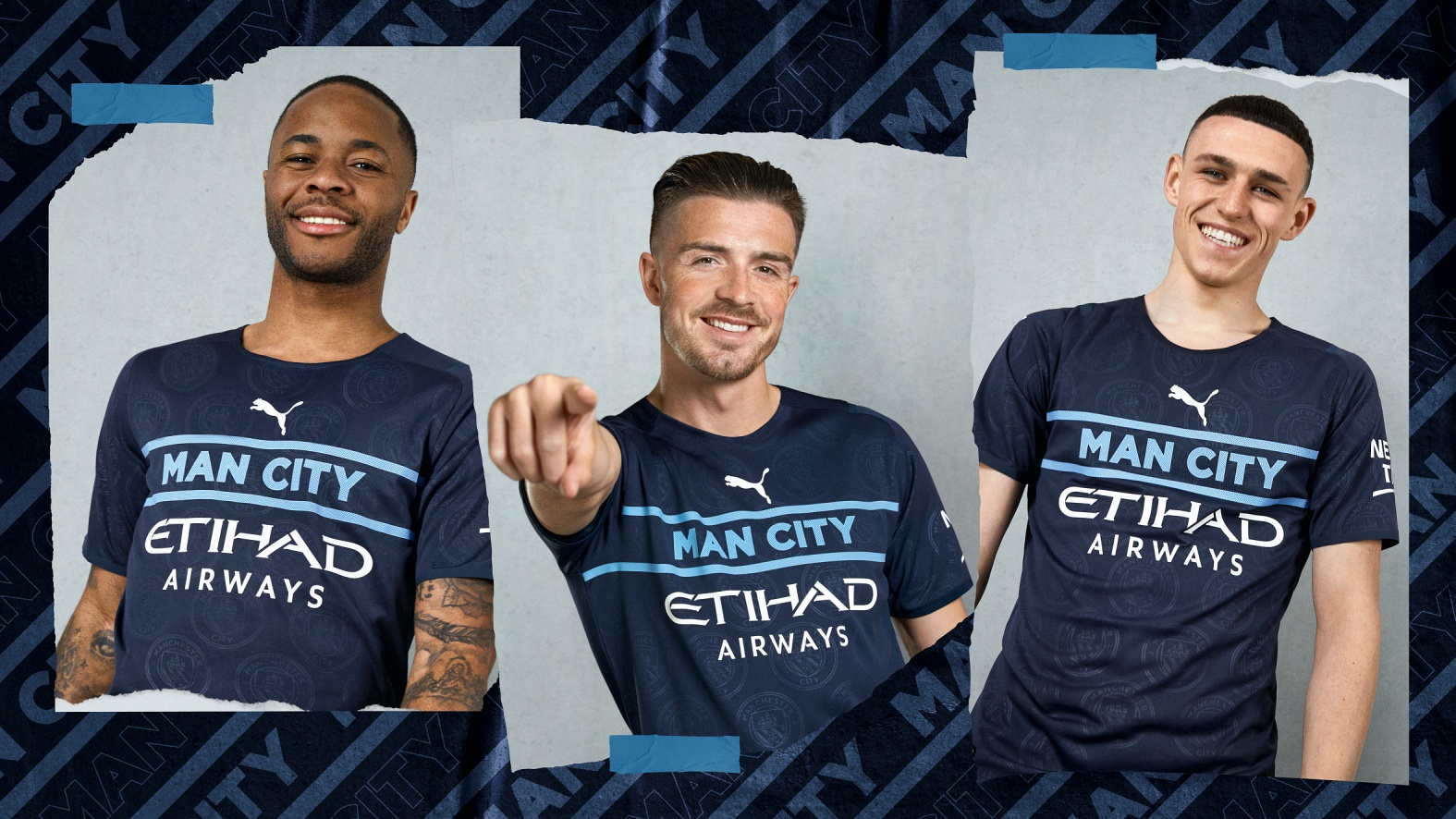 REWRITE THE RULES: PUMA CHALLENGES CONVENTION WITH MANCHESTER CITY'S BOLD NEW THIRD KIT