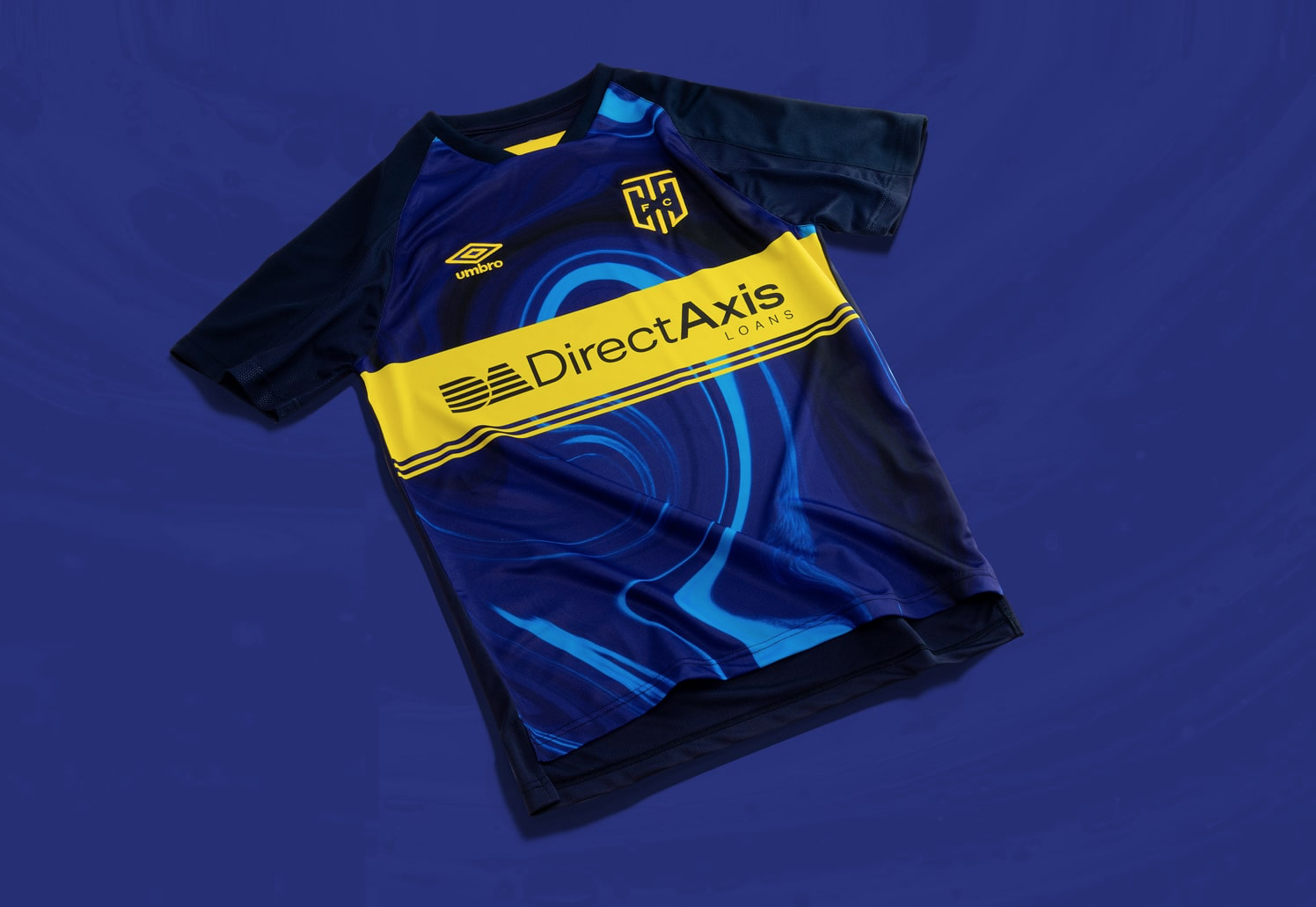 Cape Town City unveils its new 2021/22 home & away kits