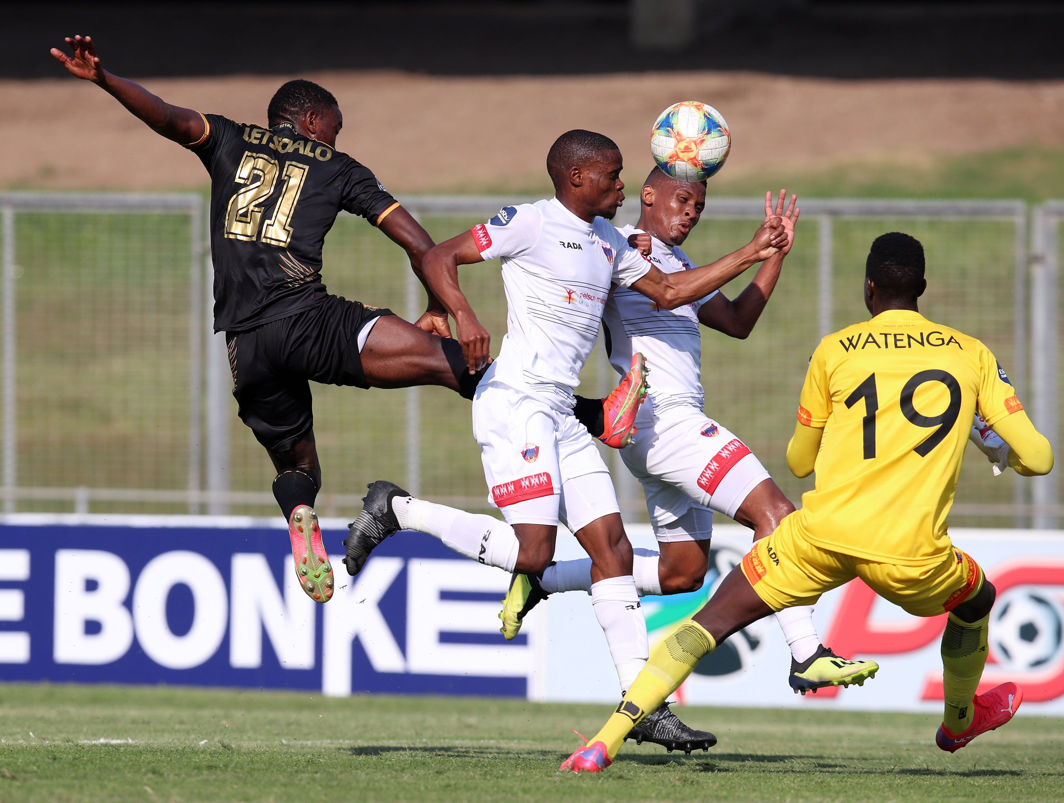 ROYAL SINK CHIPPA FOR FIRST DSTV PREMIERSHIP WIN