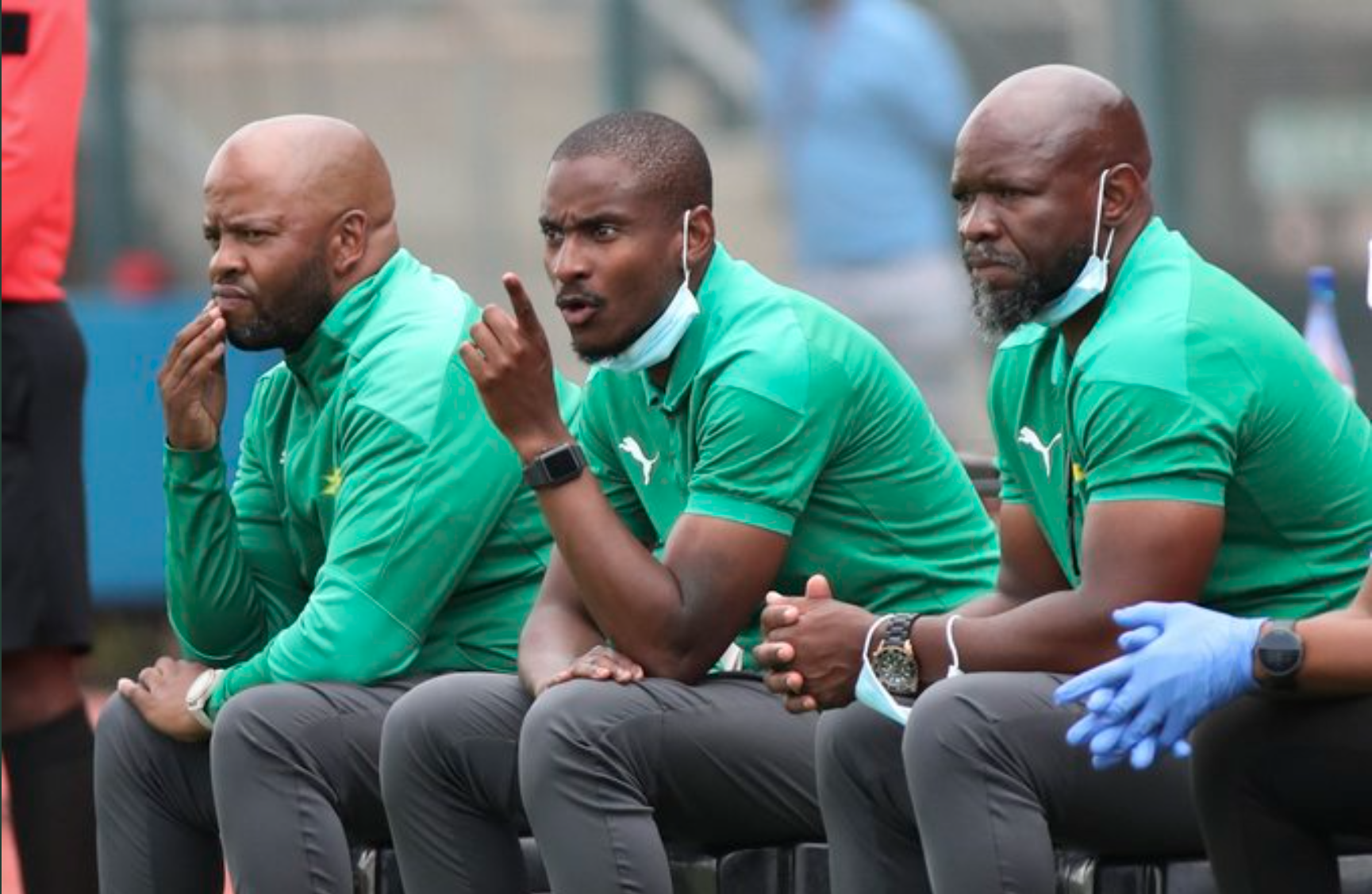 Breaking: Coaches Squabbles for power at Sundowns
