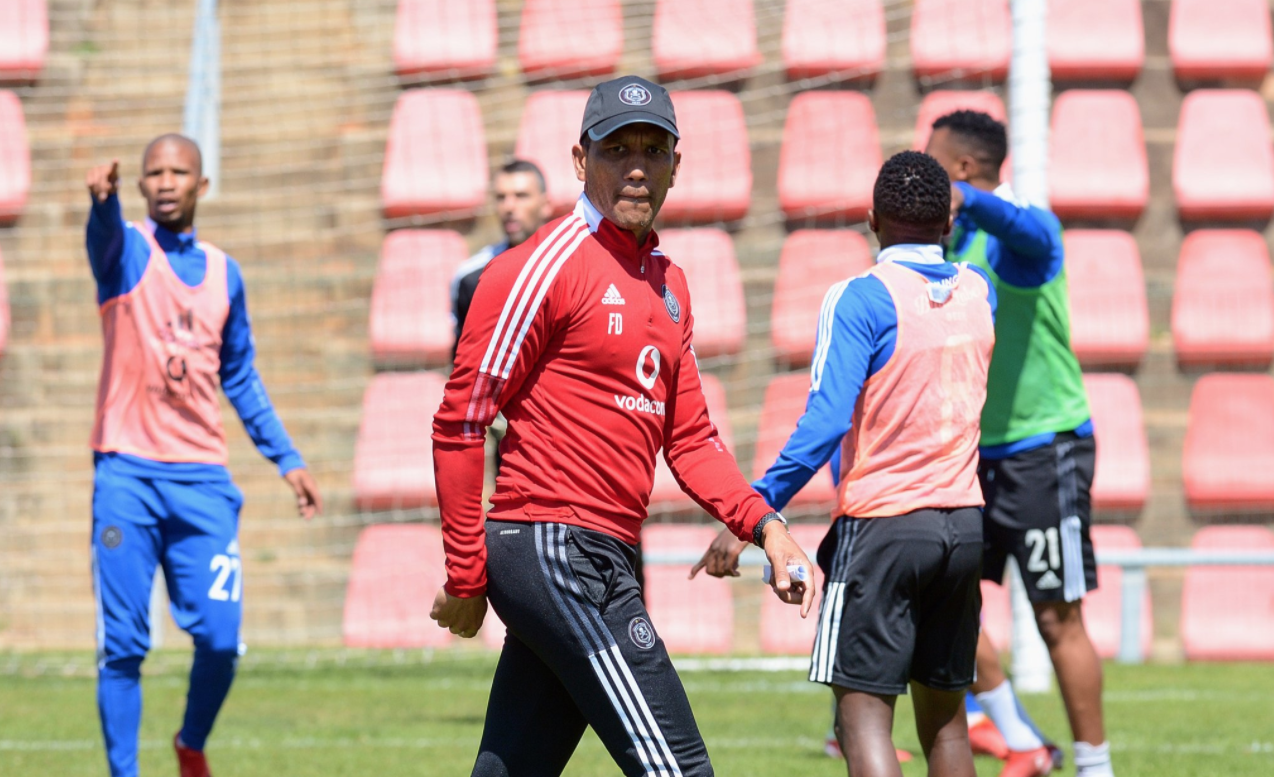 Pirates aim to build on impressive record against Chippa