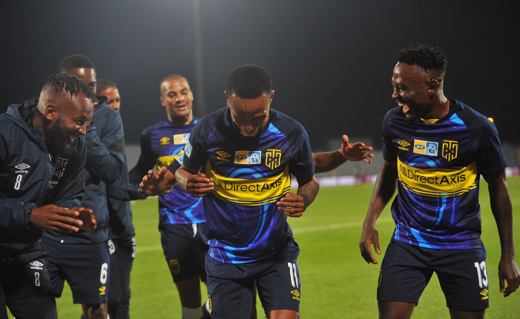 City ease past Swallows to reach MTN8 final