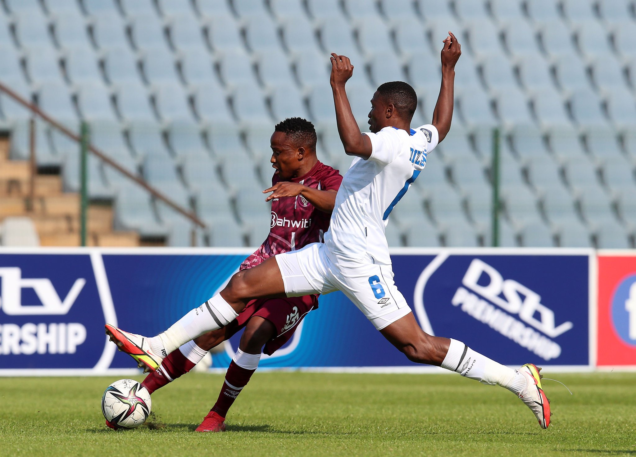 SuperSport United downs Swallows